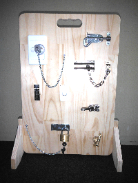 Latches Board-185