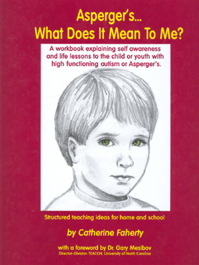 Asperger's... What Does It Mean To Me?
