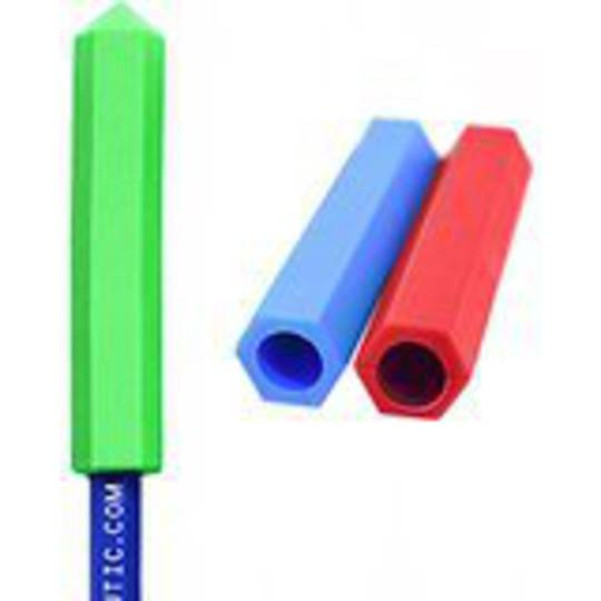Chewable  Pencil Topper (Xtra Tough) - Forest Green