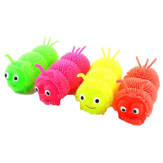 Sensory Light Up Caterpillar