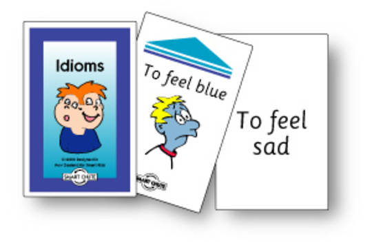 Smart Chute Cards - Idioms