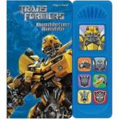 Little Play a Sound Transformers (Hardcover)