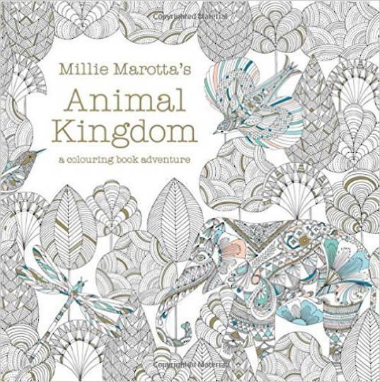 Adult Colouring - Millie Marotta's Animal Kingdom
