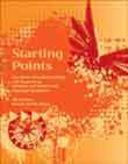 Starting Points: The Basics of Understanding and Supporting Children and Youth with Asperger Syndrome Get off to a good start.
