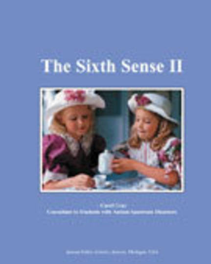 The Sixth Sense II: Sharing Information about Autism Spectrum Disorders
