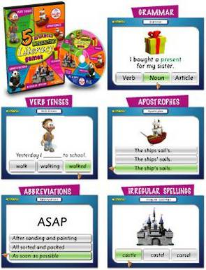 5 Advanced Interactive Literacy Games