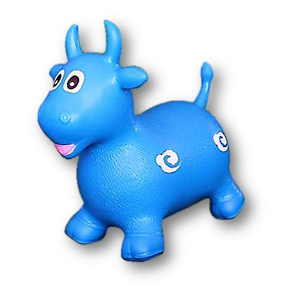 Bouncing Buddy -  Bobo the Bopping Bull
