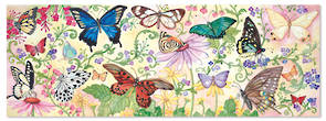Butterfly Bliss 48 Piece Puzzle