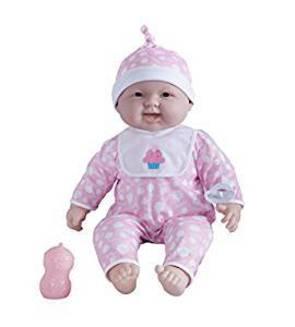 Lots to Cuddle Babies' 50.8cm  Pink Soft Body Baby Doll