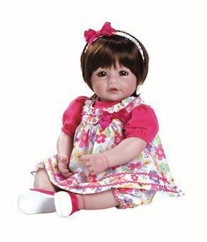 Love and Joy 50cm cm weighted doll