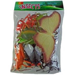 Polybag of Insects