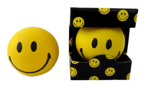 Smiley Stress Ball - Gel