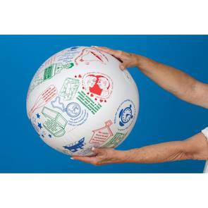 Story Starter Toss 'n Talk-About® Ball