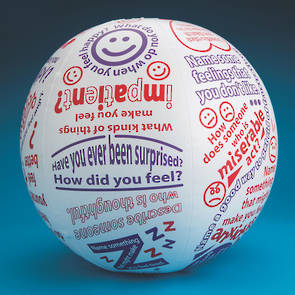 Toss 'N Talk-About® Emotions Ball